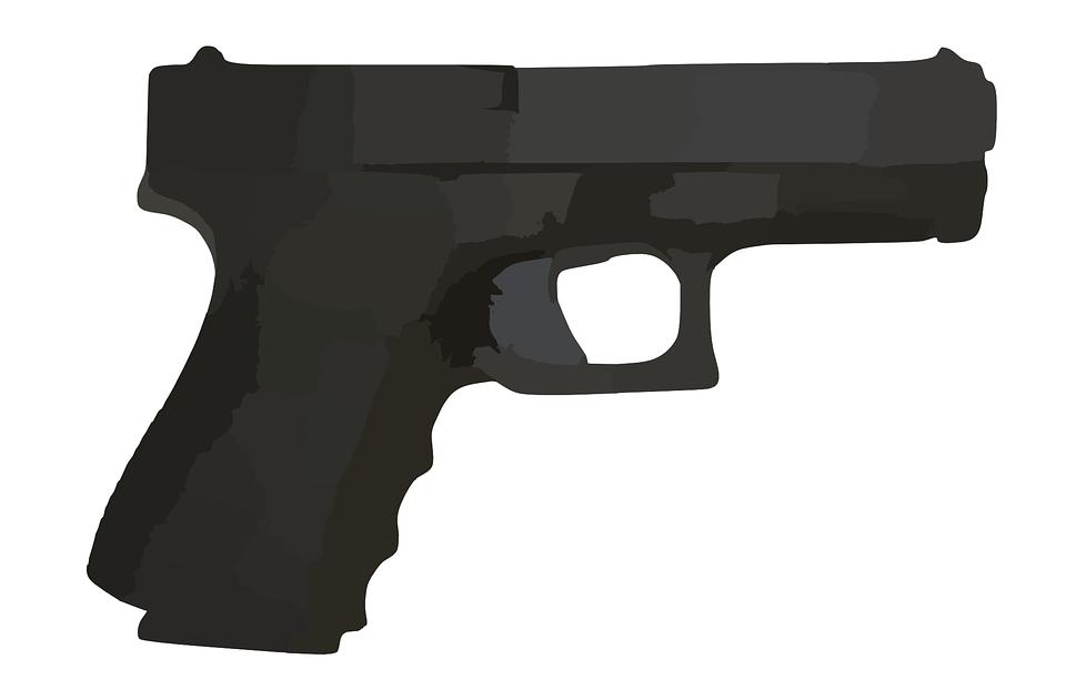 Weapon, Gun, Pistol, Handguns, Firearms, Revolver