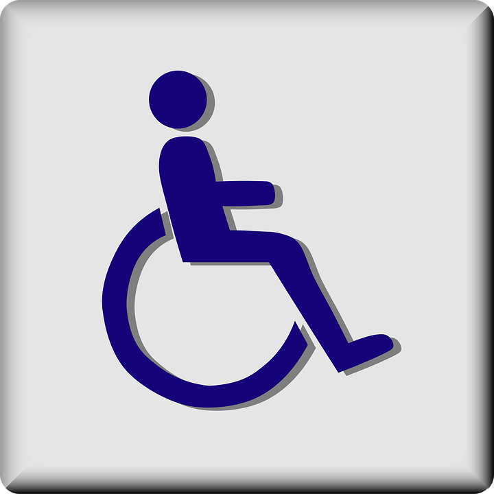 Wheelchair, Facility, Handicapped, Hotel, Sign, Symbol