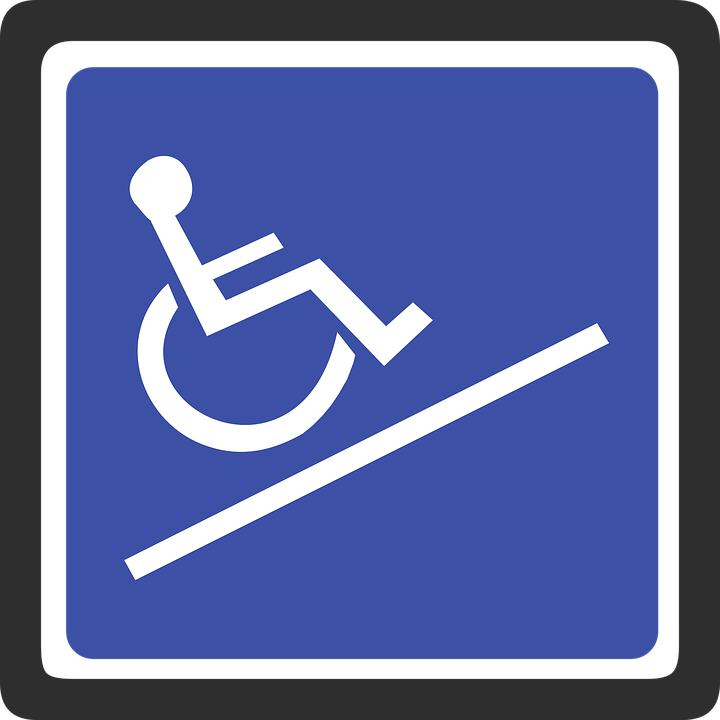 Wheelchair, Accessible, Ramp, Access, Handicapped