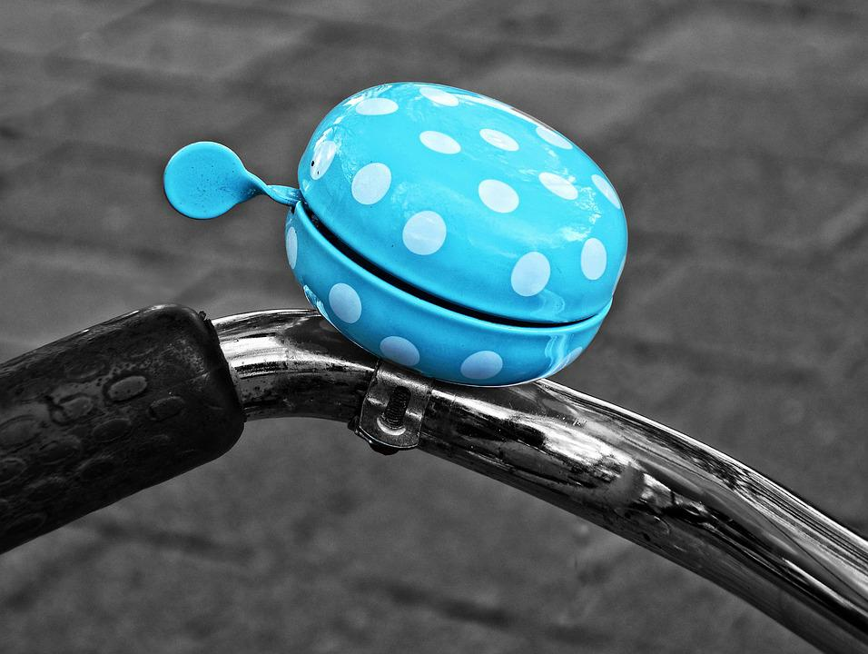 Bell, Bicycle Bell, Bicycle, Handlebars, Ring