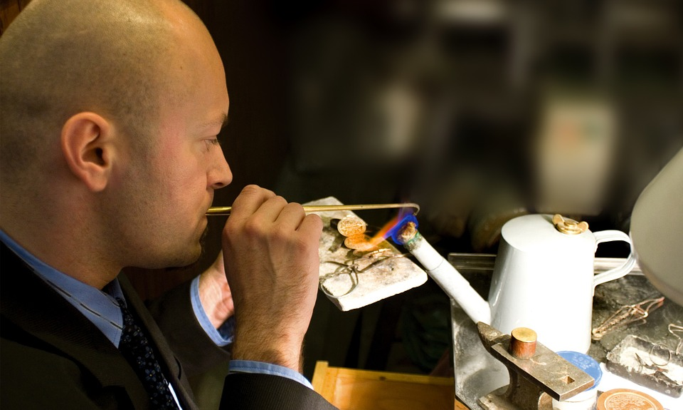 Goldsmith, Handmade, Jewellery