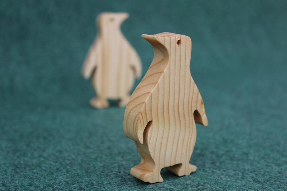 Toy, Tree, Craft, Handmade, Figure
