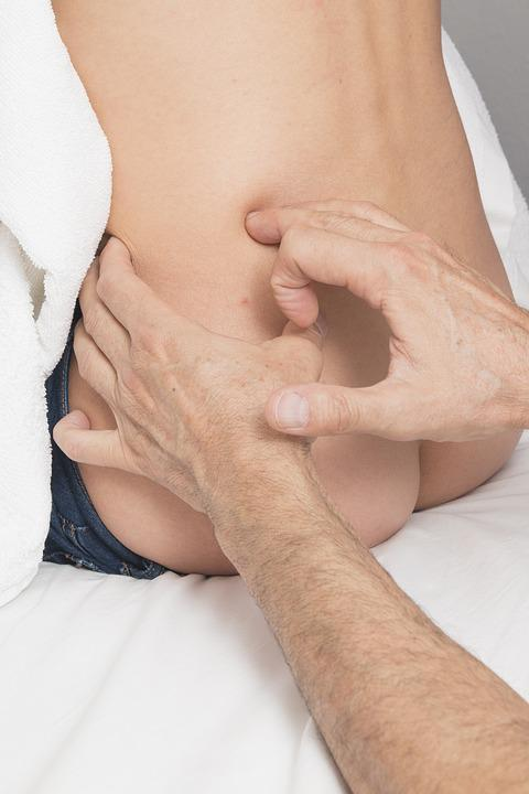 Massage, Masoterapia, Bless You, Back, Hands
