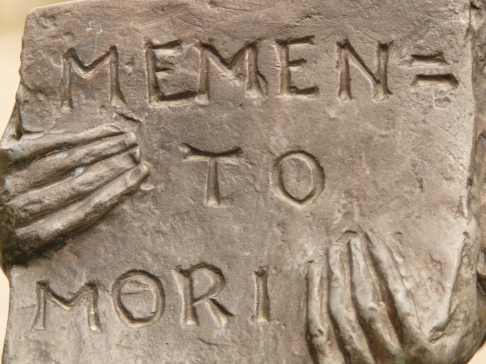 Saying, Board, Latin, Stone, Hand, Hands