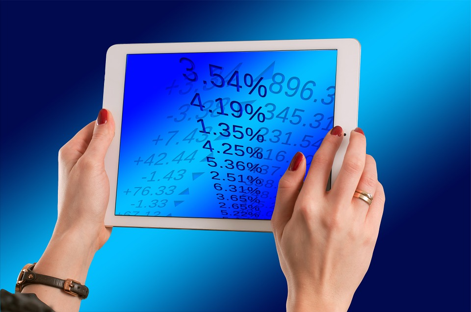 Hands, Woman, Keep, Ipad, Pay, Monitor, Touch Screen