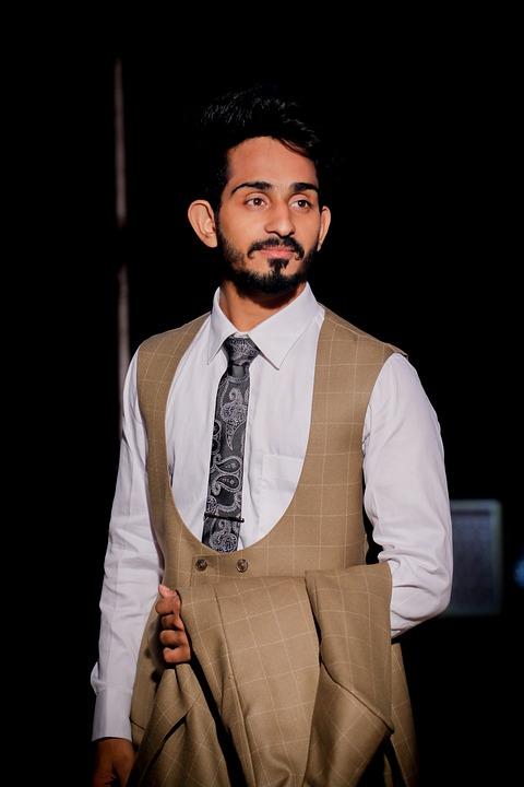 Man, Suit, Portrait, Fashion, Tie, Handsome, Boy, Male