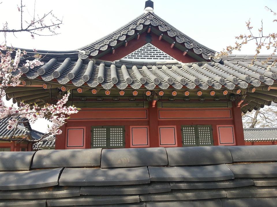Republic Of Korea, Hanok, Traditional Building