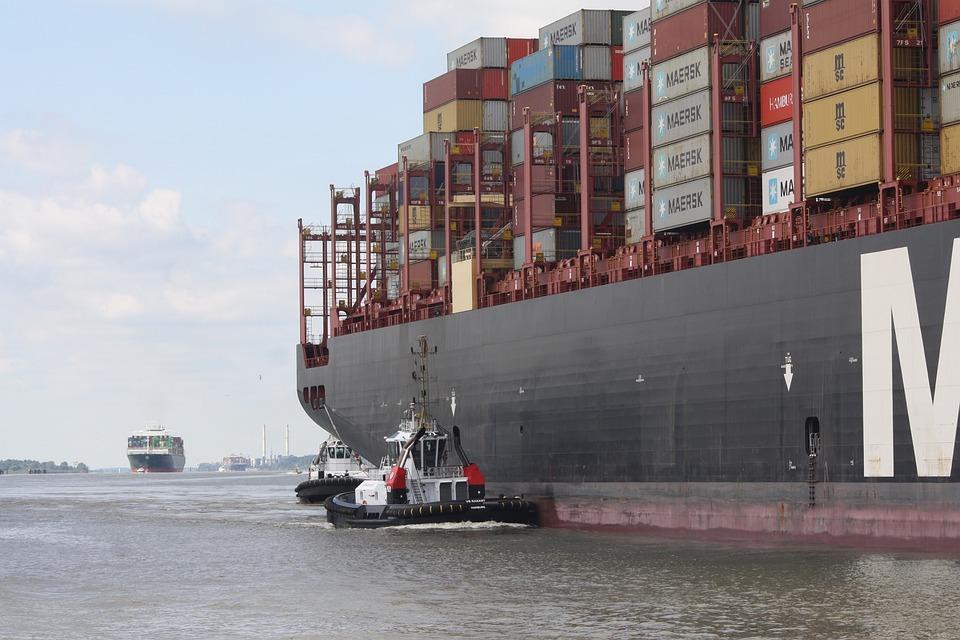 Hanseatic City Of Hamburg, Port Motifs, Harbour Cruise