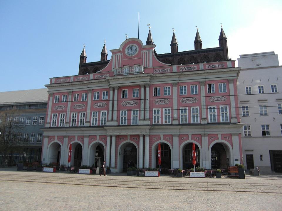 Rostock, Hanseatic League, Hanseatic City, Baltic Sea