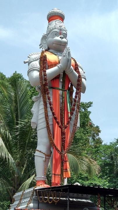 God, Hanuma, Temple, Holiplace, Tirupathi