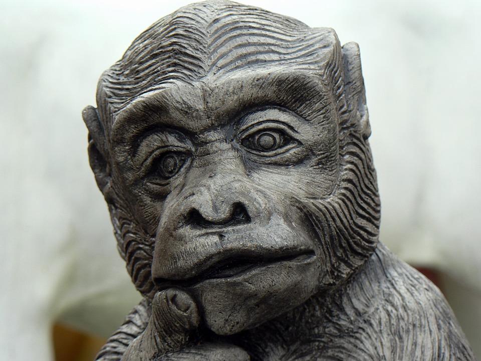 Thailand, Divinity, Hanuman, Monkey, Statue