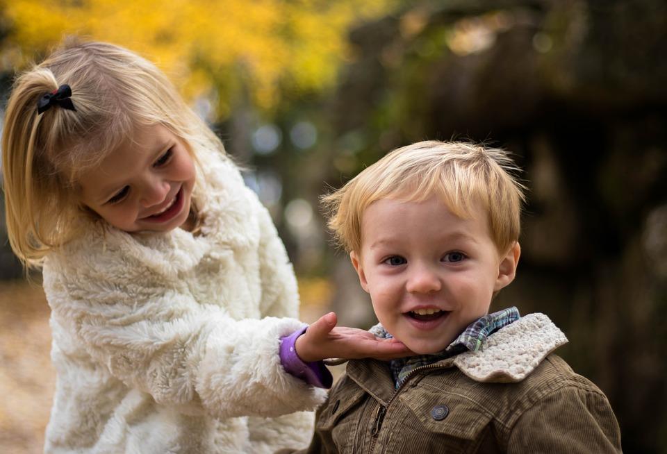 Adorable, Boy, Children, Cute, Fun, Girl, Happiness