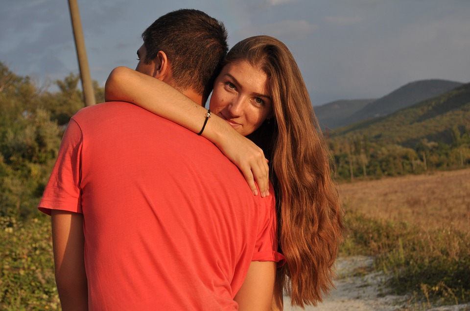 Love, Nature, Couple, Outdoors, Happiness, Summer