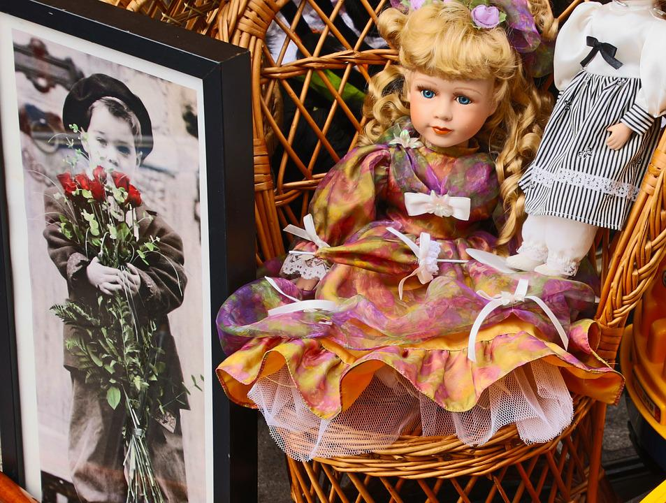 Doll, Romance, Love, Romantic, Toy, Happy, Couple, Two