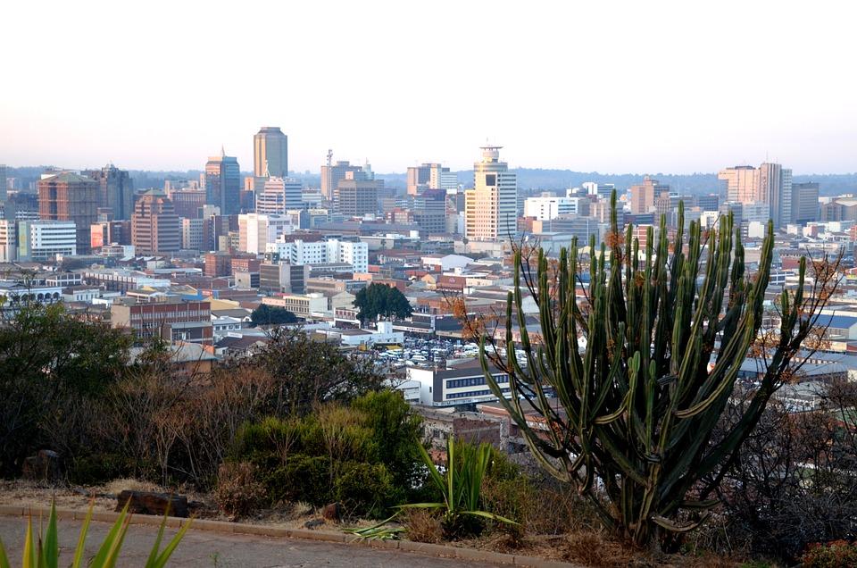 City, Zimbabwe, Harare