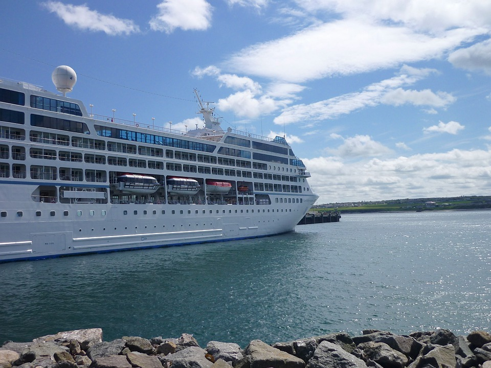 Scotland, Harbor, Bay, Water, Cruise, Vessel, Port
