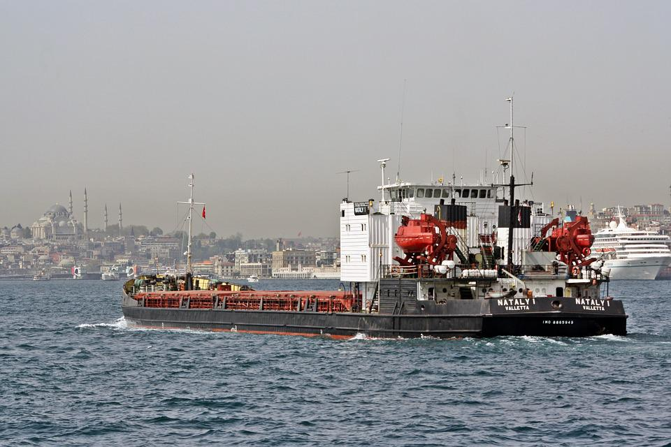 Istanbul, Bosphorus, Turkey, Port, Harbour Cruise