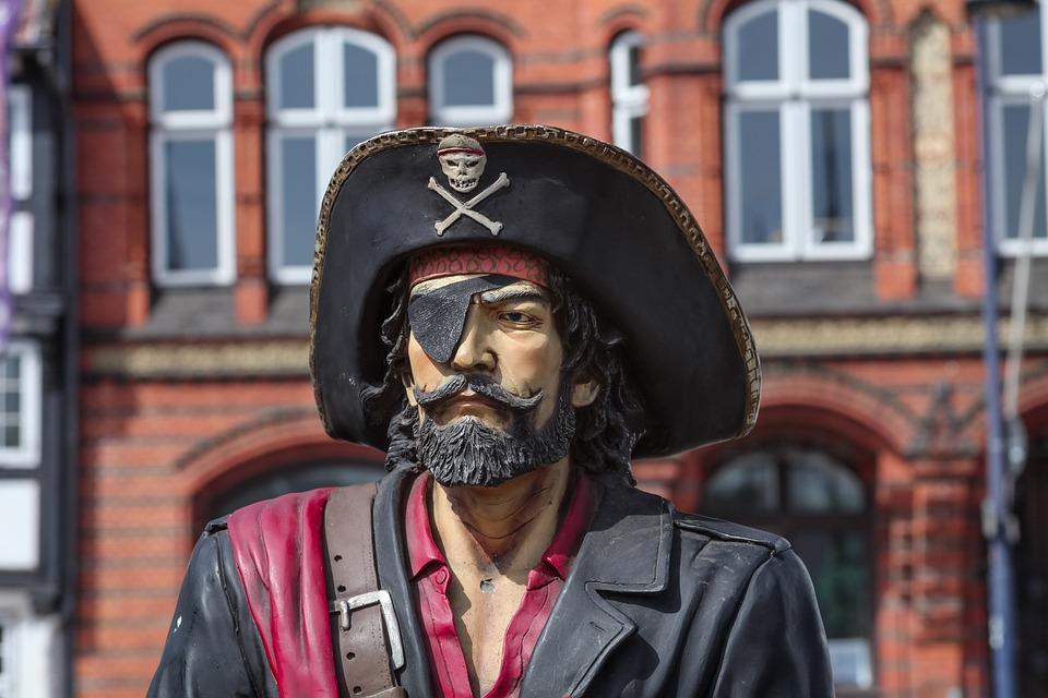 Pirate, Port, Harbour Festival, Maritime, Coast