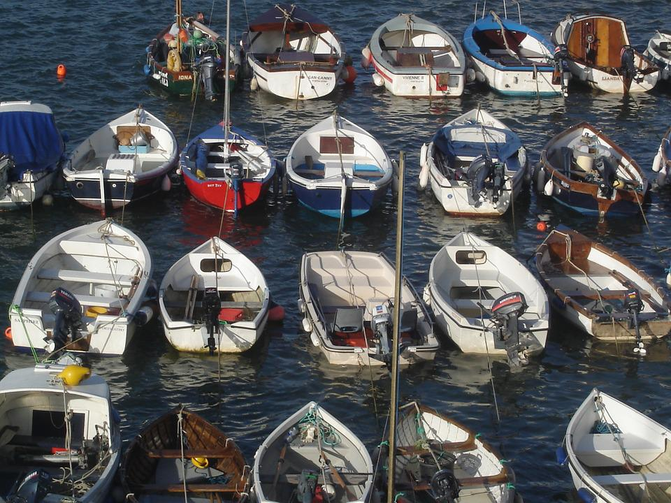 Boats, Harbour, Fishing, Harbor, Sea, Water, Port
