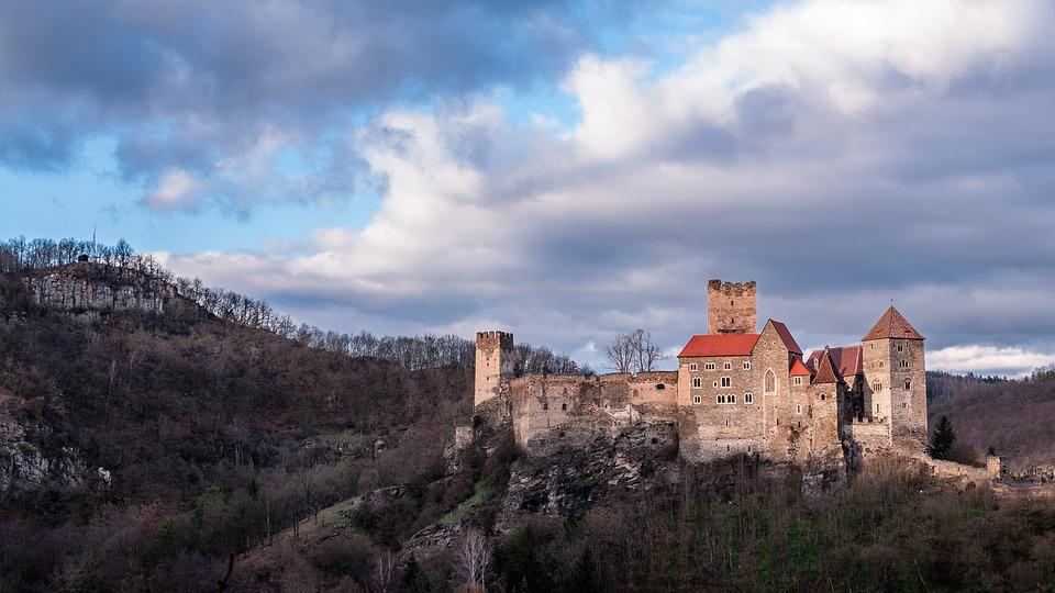 Castle, Hardegg, Waldviertel