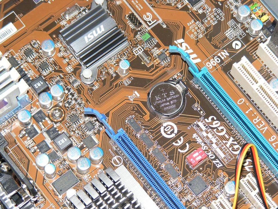 Computer, Motherboard, Mainboard, Hardware, Processor