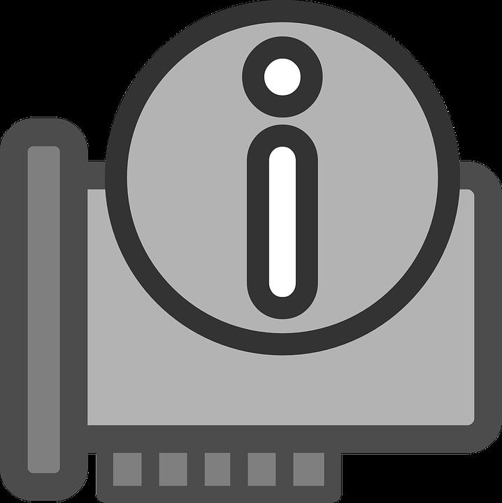 Information, Hardware, Computer, Sign, Symbol