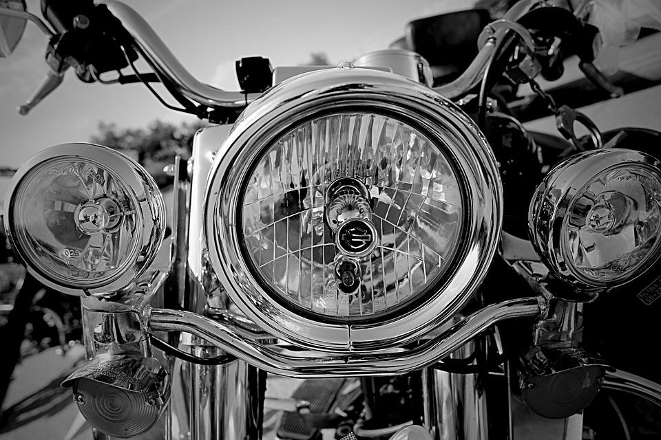 Harley, Motorcycle, Harley Davidson, Biker, Bikers