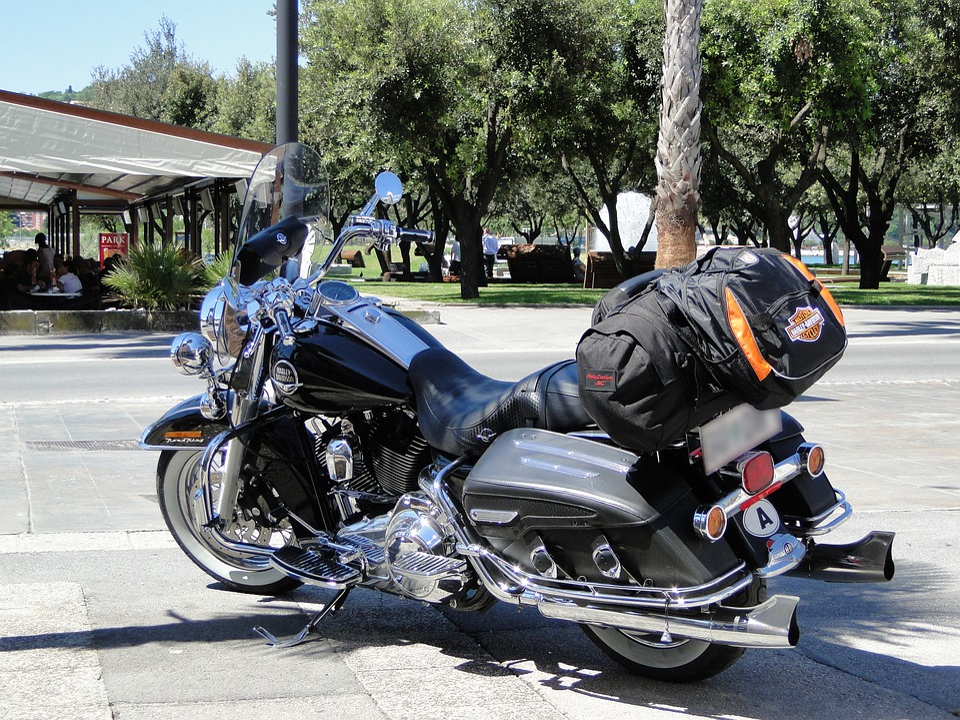 Motorbike, Race, Road, Engine, Harley Davidson
