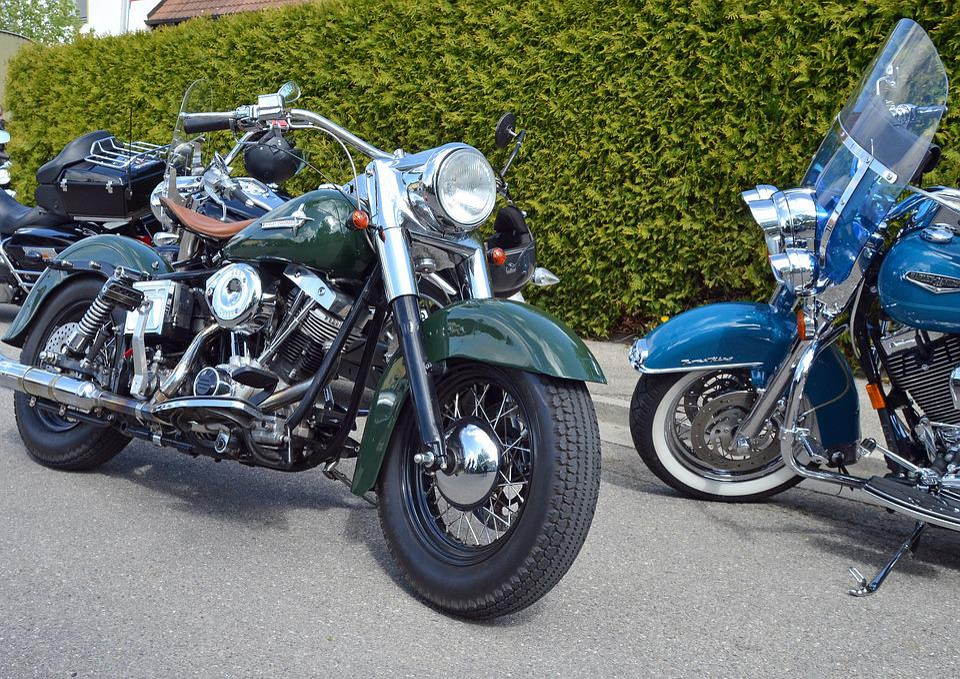 Harley Davidson, Harley, Motorcycle