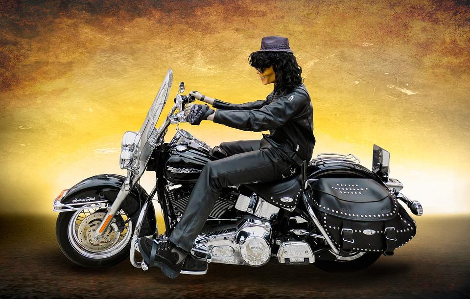 Free photo Harly Davidson Harley Vehicle Motorcycle Drive - Max Pixel