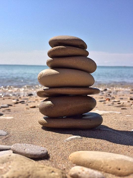 Rock, Balance, Stone, Zen, Harmony, Stack