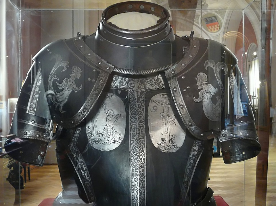 Armor, Knight, Middle Ages, Harnisch, Vienna