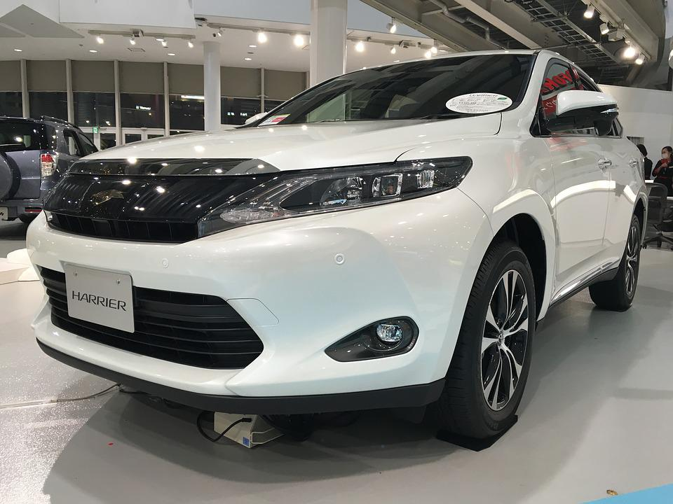 Toyota, Harrier, Harrior