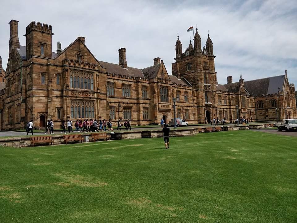 The University Of Sydney, Harry Potter