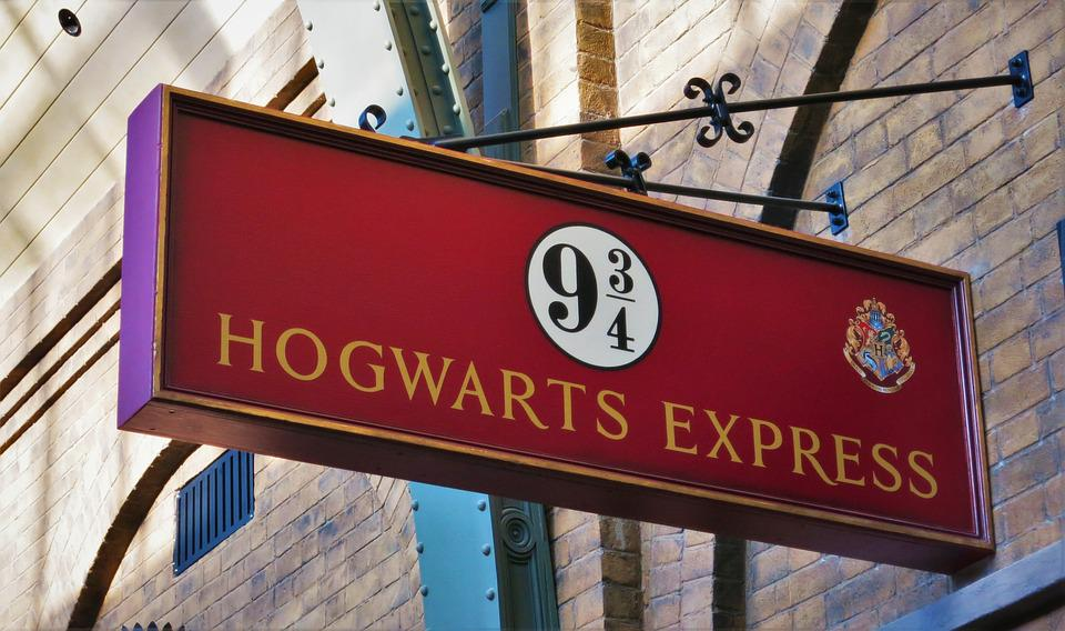 Harry Potter, Track Nine Nine
