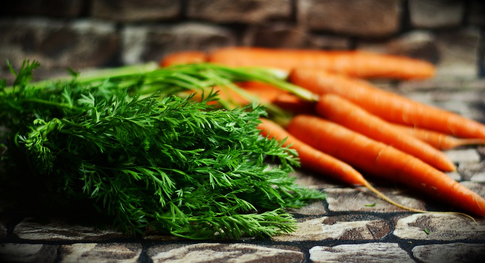 Carrots, Vegetables, Harvest, Healthy, Red Carrots