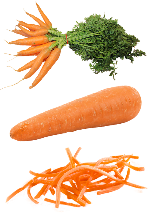 Carrot, Food, Plant, Harvest, Healthy, Snack