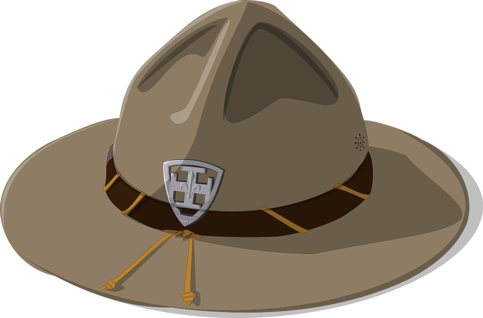 Hat, Scout, Scouting