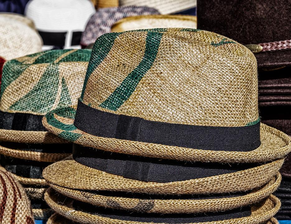 Hat, Straw Hat, Sun Protection, Headwear, Clothing