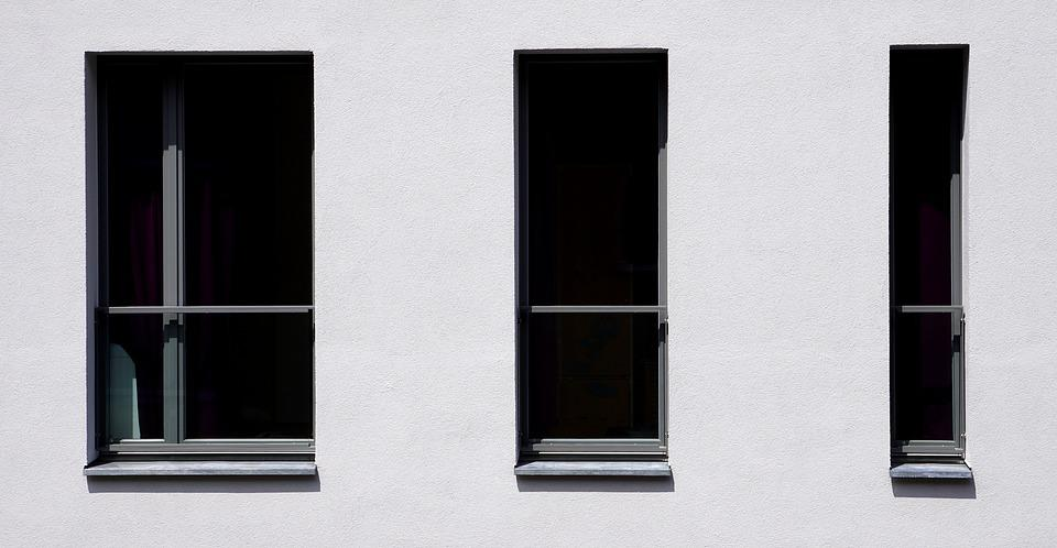 Window, Home, Architecture, Hauswand