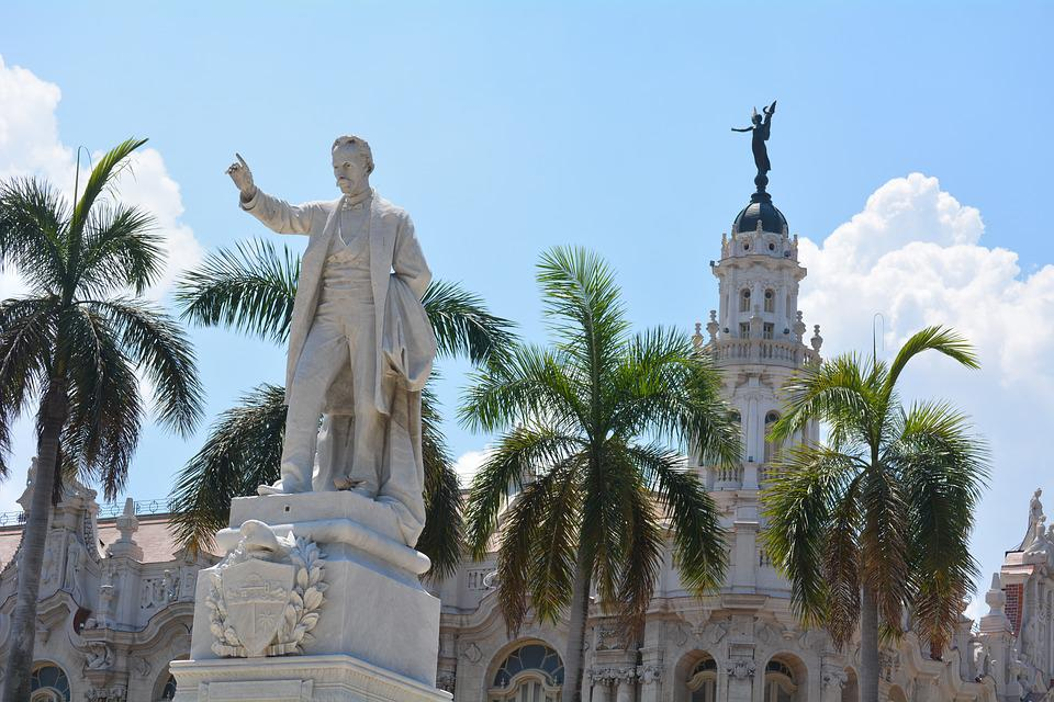 Havana, Cuba, Historical, Urban, Landmark, Architecture