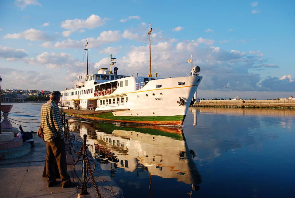 Morning, Ship, Haydarpaşa, Istanbul