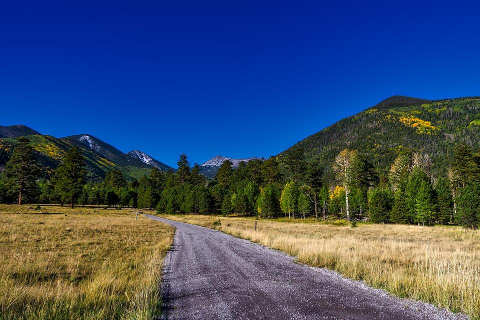 Coconino National Forest, Arizona, Hdr, Landscape