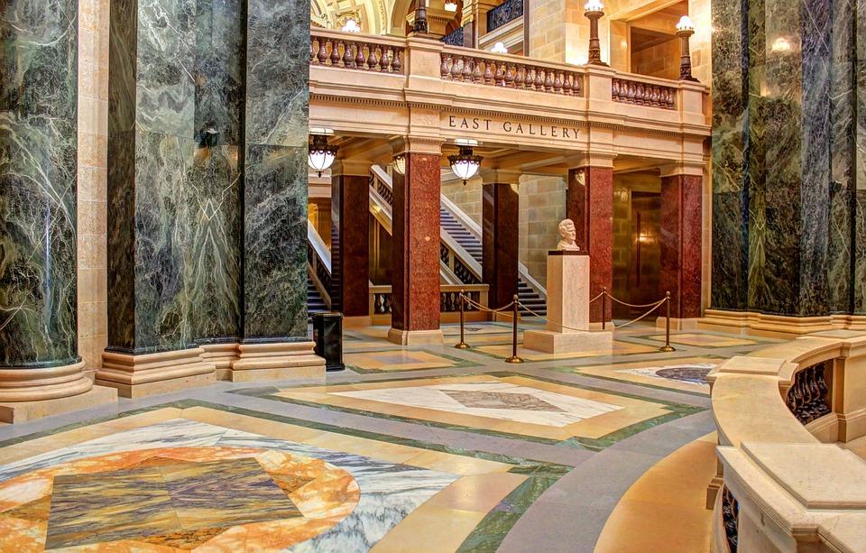 Walkway, Luxury, Hdr, Marble, Room, Interior Design
