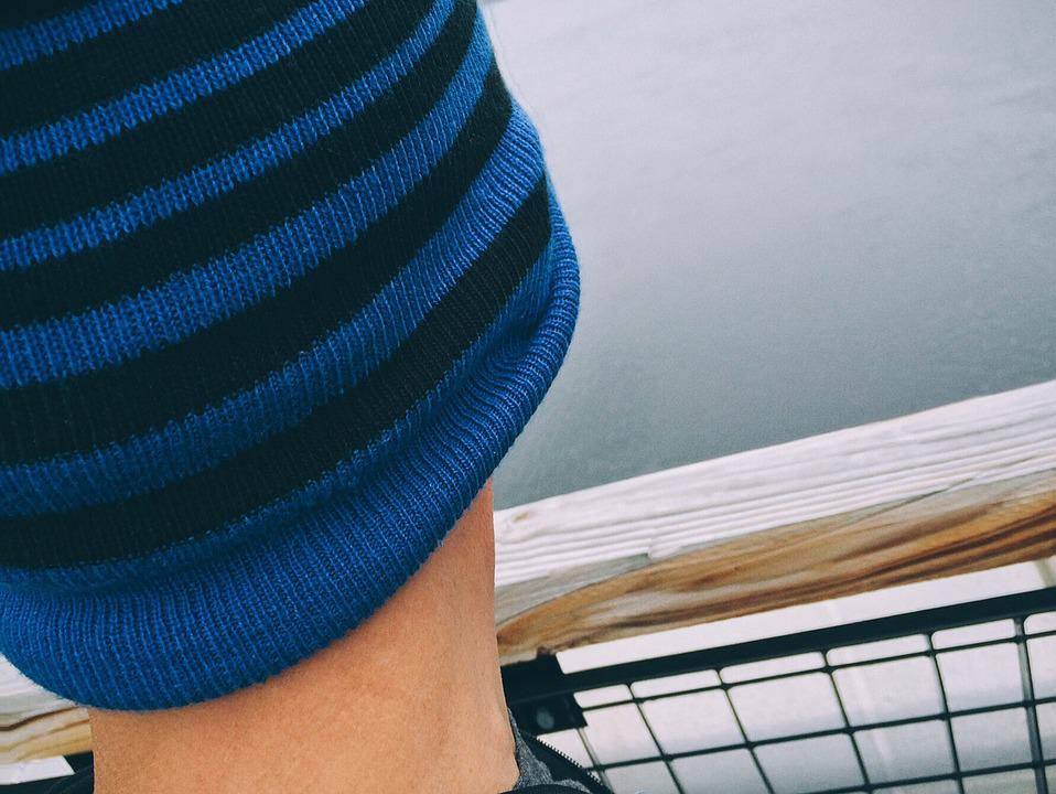 Neck, Hat, Person, View, Male, Head, Back View
