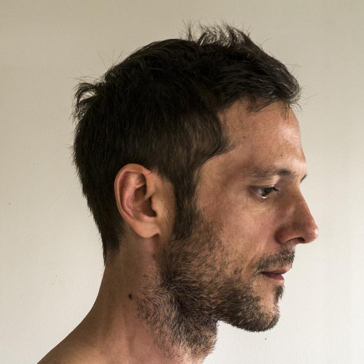 Man, Head, Profile, Face, Male, Person, Beard