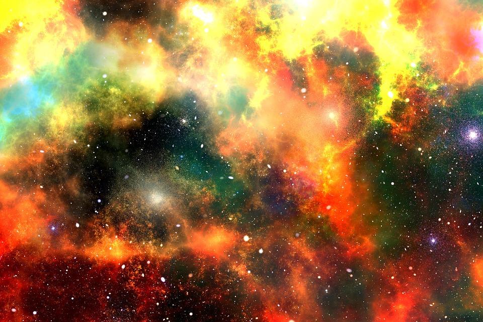 Universe, Sky, Star, Space, Cosmos, Header, Galaxy