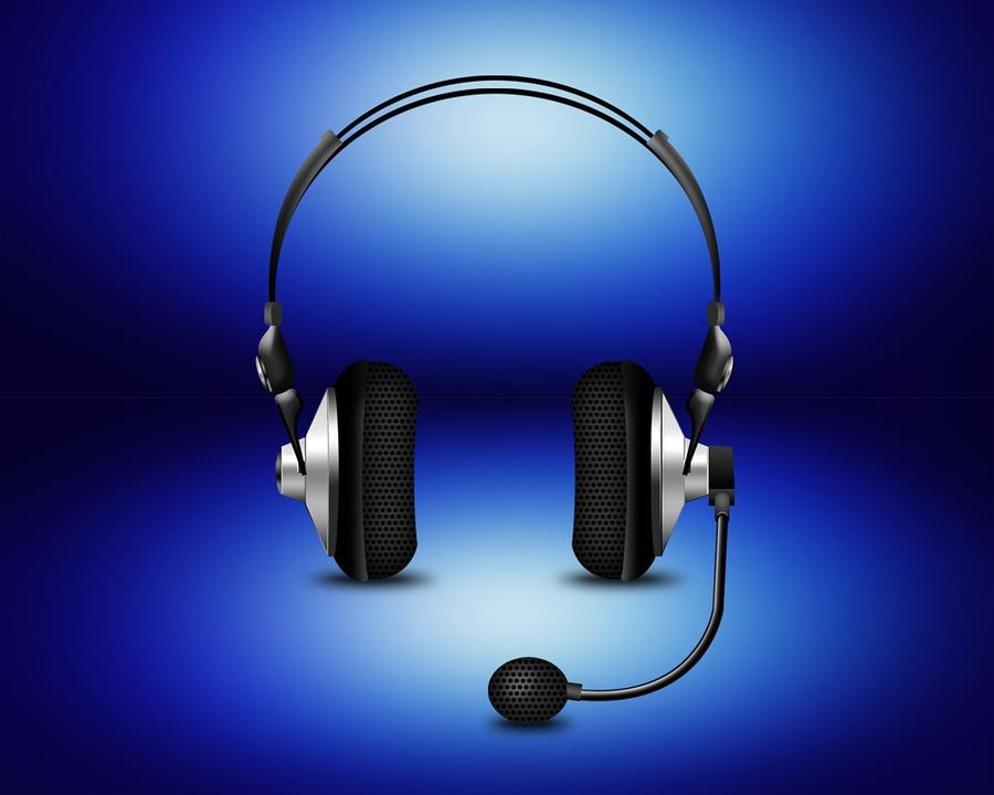 Music, Communication, Headphones, Audio, Speakers, Bass