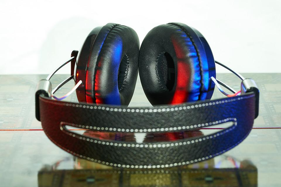 Headphones, Music, Listen To Music, Audio, Mp3, Listen