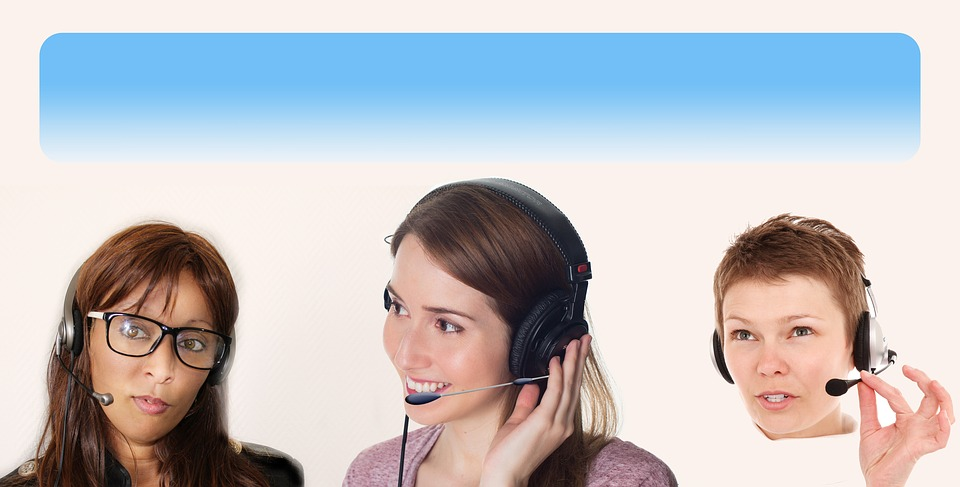 Free Photo Headset Support Phone Help Service Woman Max Pixel